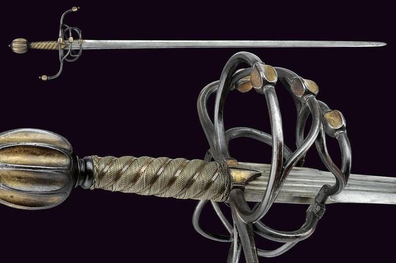 Основные отличия между рапирой и шпагой, история обоих видов оружия