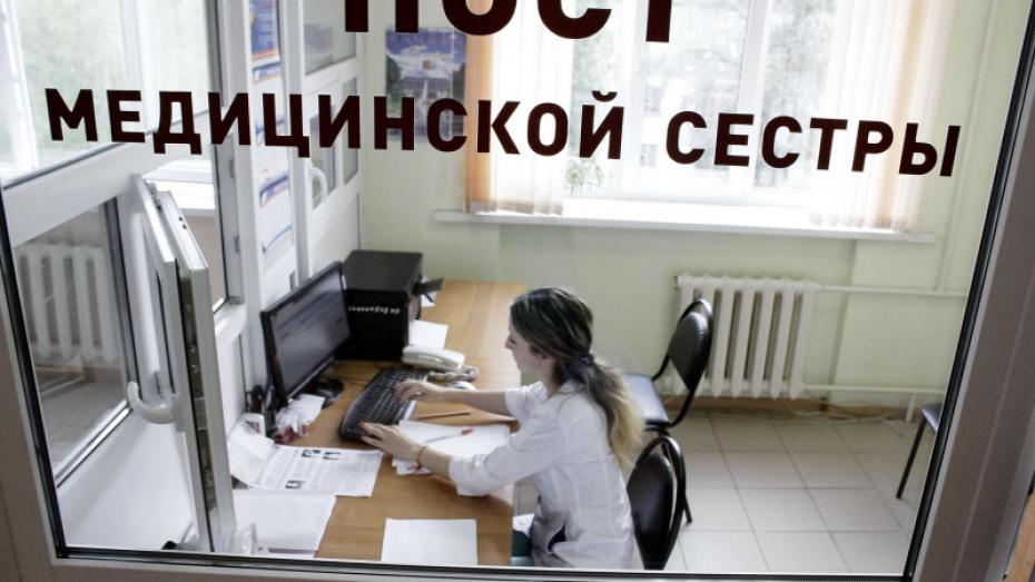 Организация работы постовой медицинской сестры
