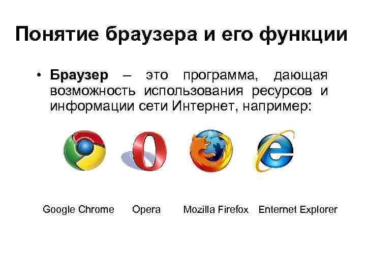 Что такое браузер? их история и какие есть браузеры?