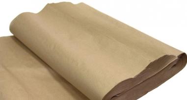 Крафт-бумага – чем лучше клеить, примеры использования материала
