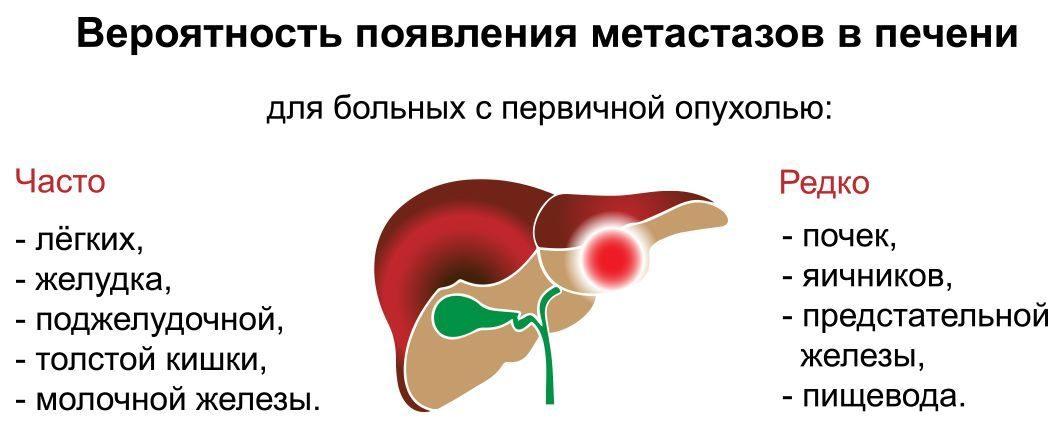Метастазы: симптомы, лечение, сколько живут с метастазами на 4 стадии рака