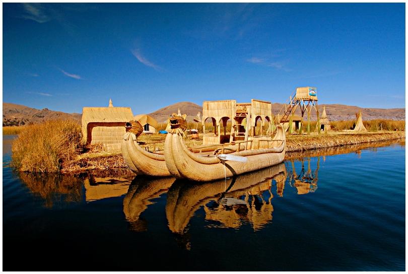 Озеро титикака — интересные факты