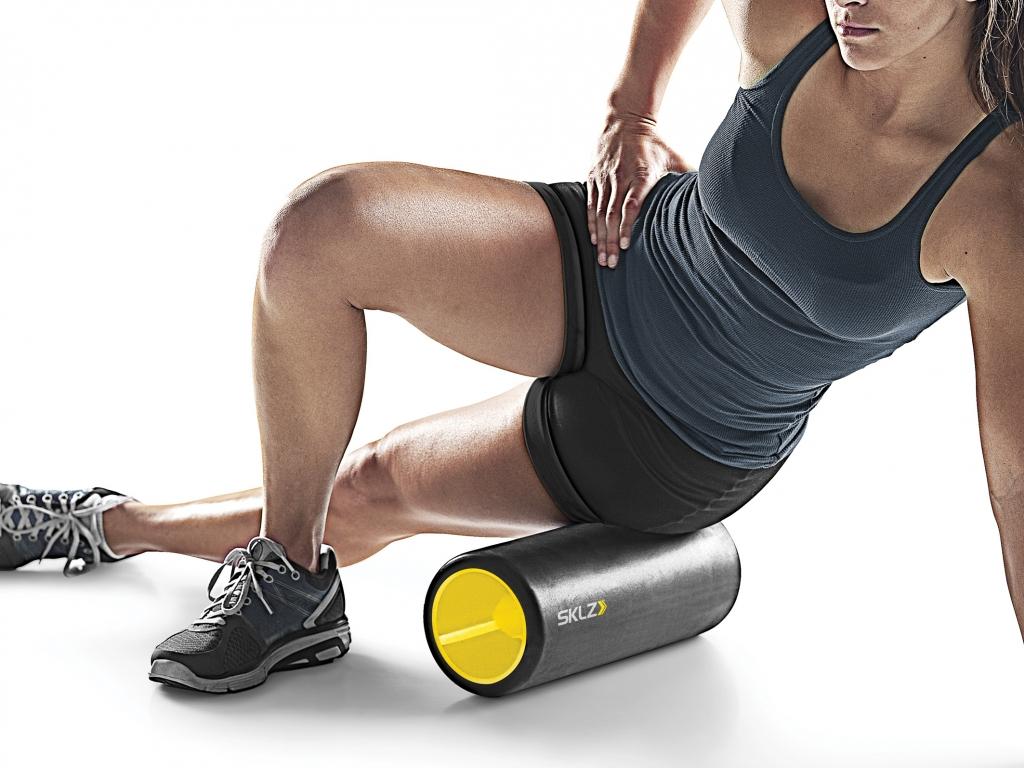 Миофасциальное расслабление мышц