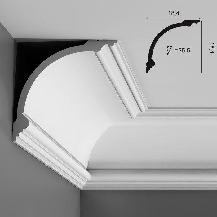 Галтель может стать не просто точкой в вашем домашнем ремонте, а настоящим восклицательным знаком!