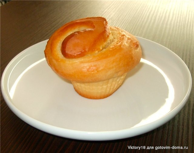 Булочка бриошь (brioche) – 7 рецептов очень вкусных и нежных французских булочек