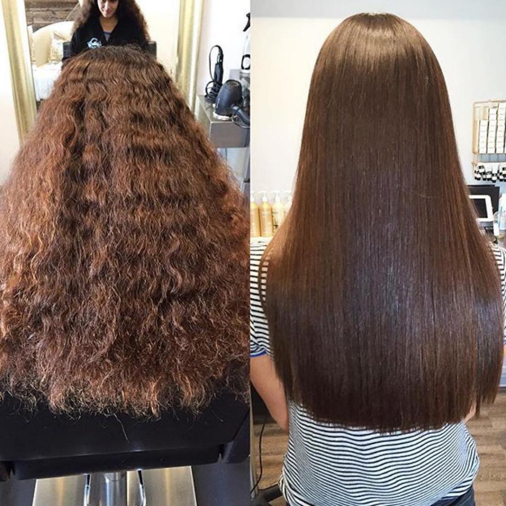 Что такое полировка волос и как она делается