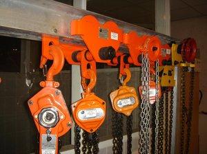 Ручная цепная таль: техническое описание и особенности использования