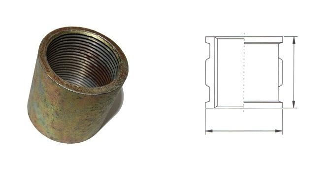 Муфта соединительная для труб: что это такое?