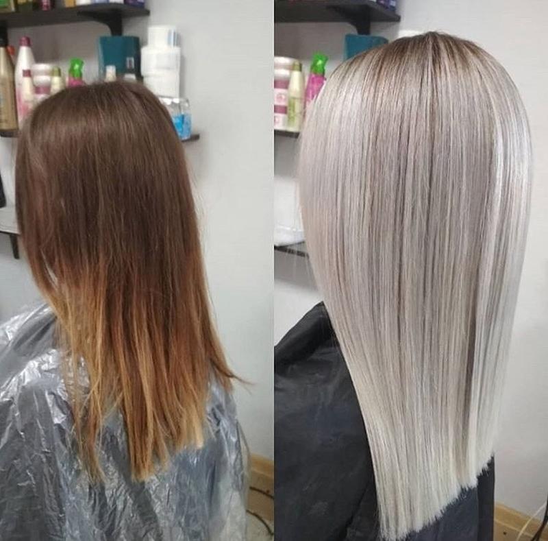 Тонирование волос – что это?