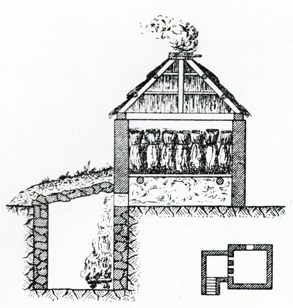 Славянская постройка овин: что это помещение значило для крестьянского хозяйства