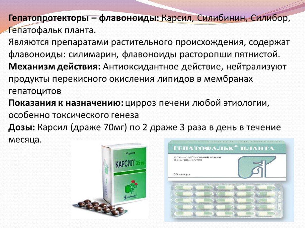 Гепатопротекторы для печени | список лучших препаратов