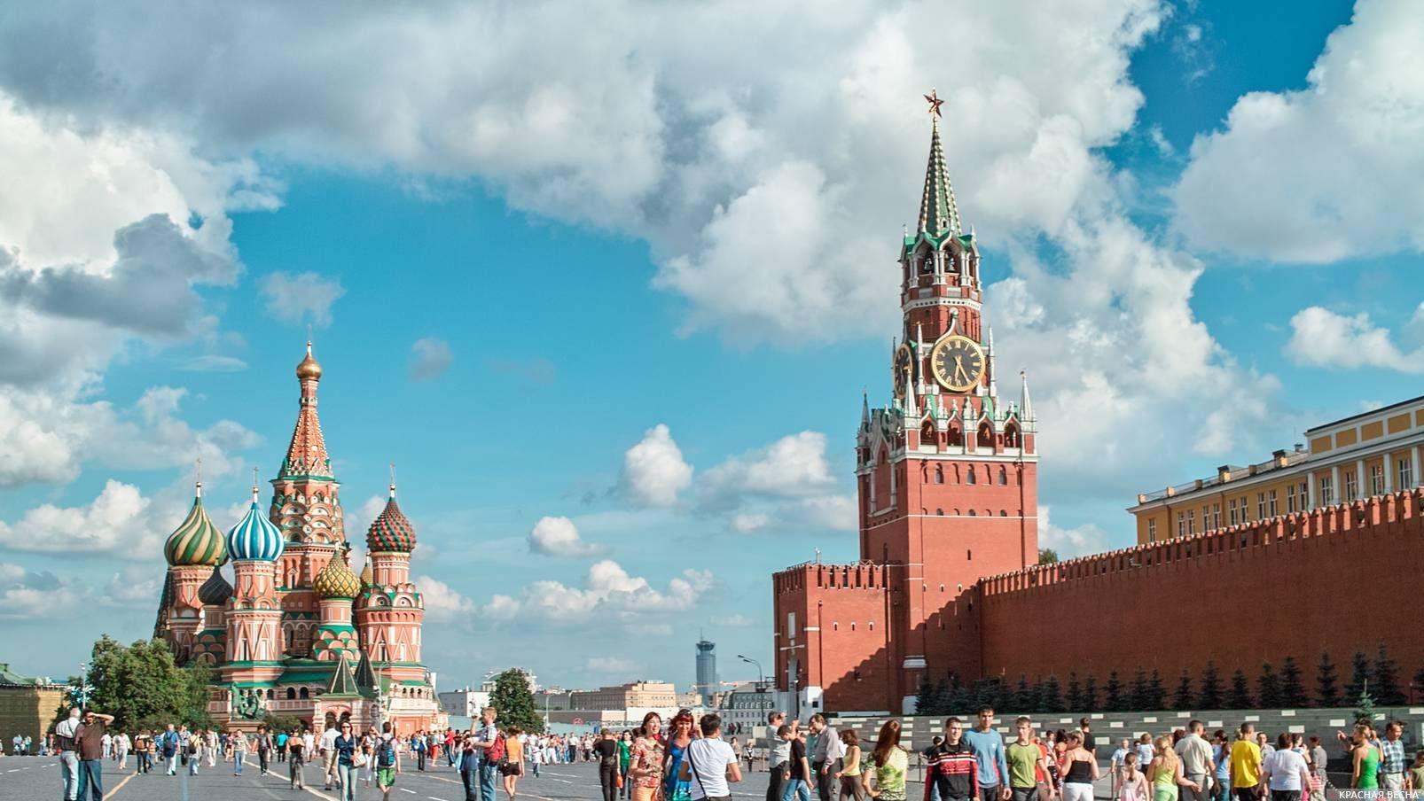 Кремль — википедия
