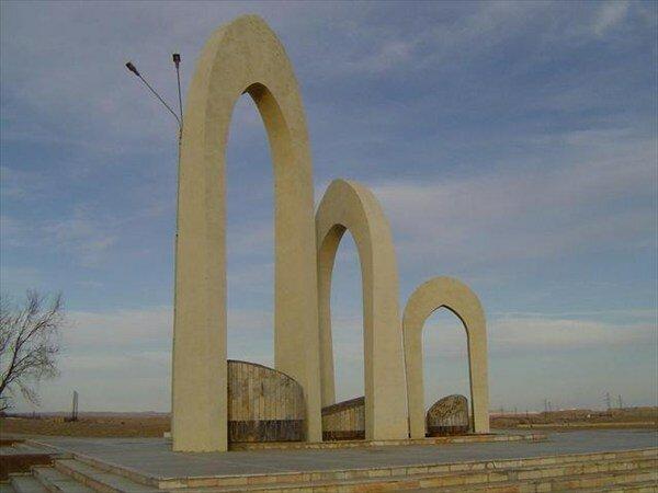 А вы знаете, что учкудук - это город?