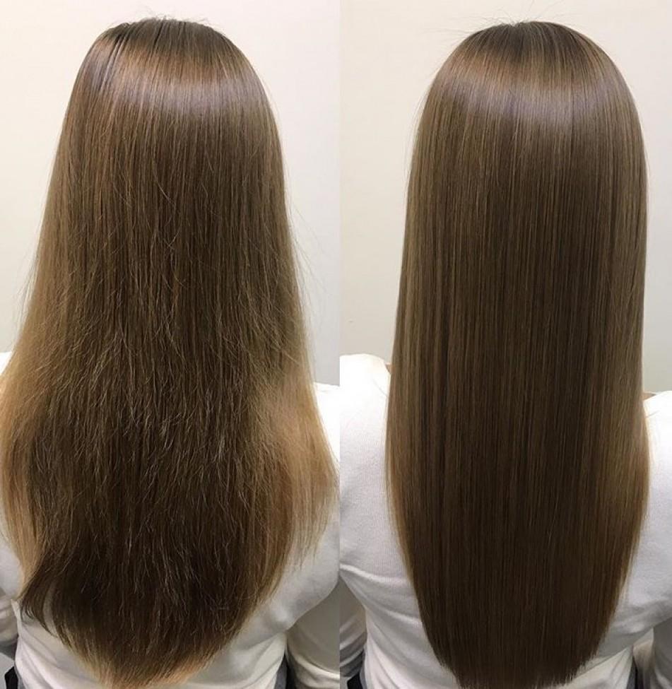 Польза и вред кератина для волос - обзор косметики для лечения, восстановления или выпрямления с ценами
