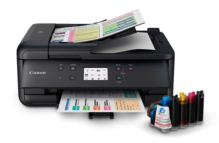 Что такое снпч в принтере и мфу, для чего преднаначена