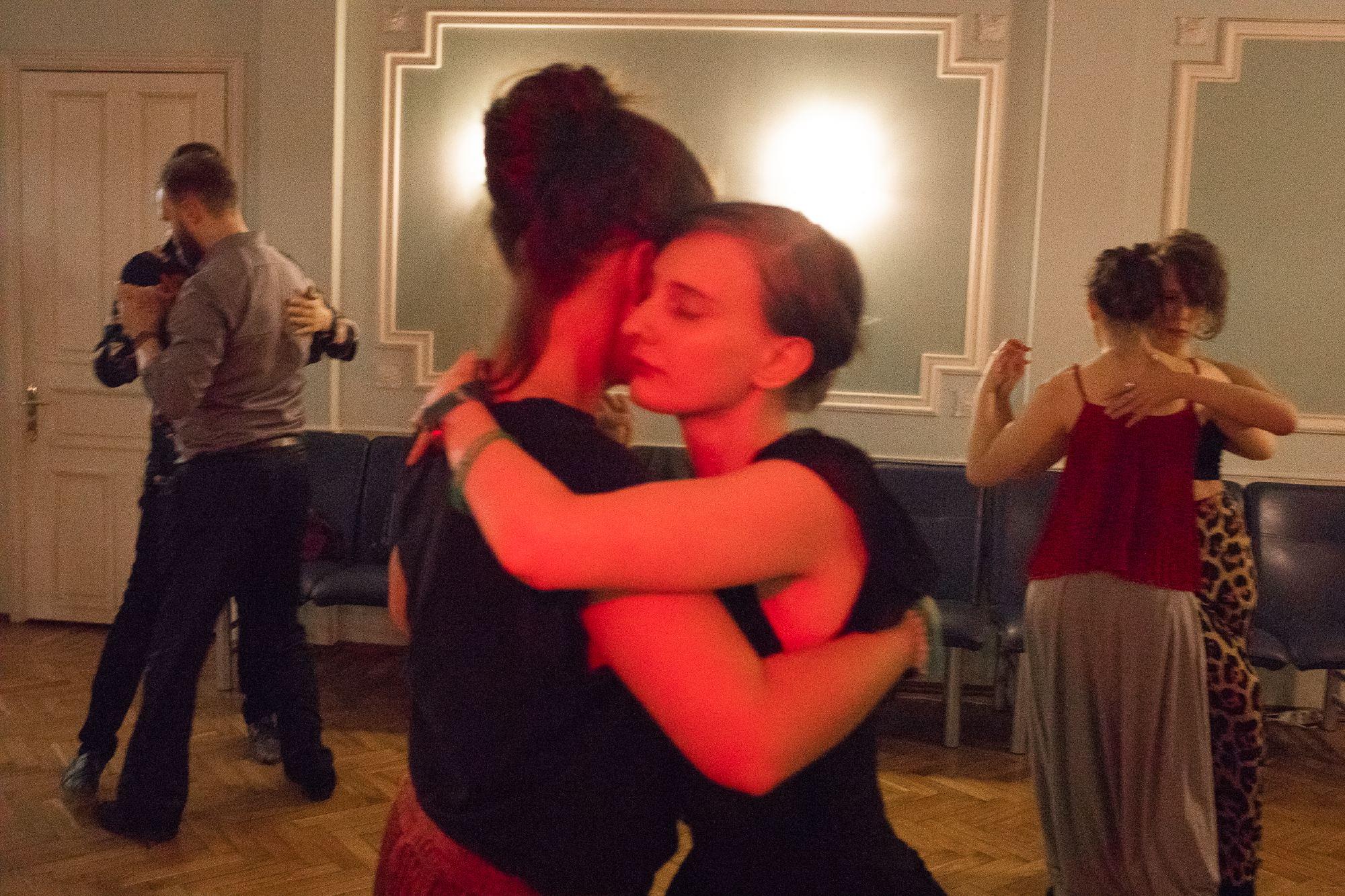 Что такое аргентинское танго