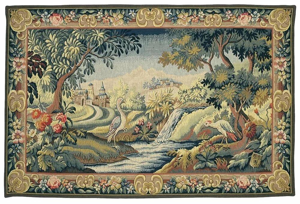 Гобелен – это роскошная ткань или пережиток прошлого?