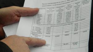 Понятие сальдо в квитанциях коммунальных платежей