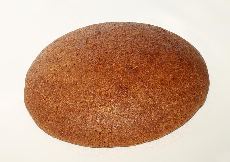 Печём подовый хлеб.