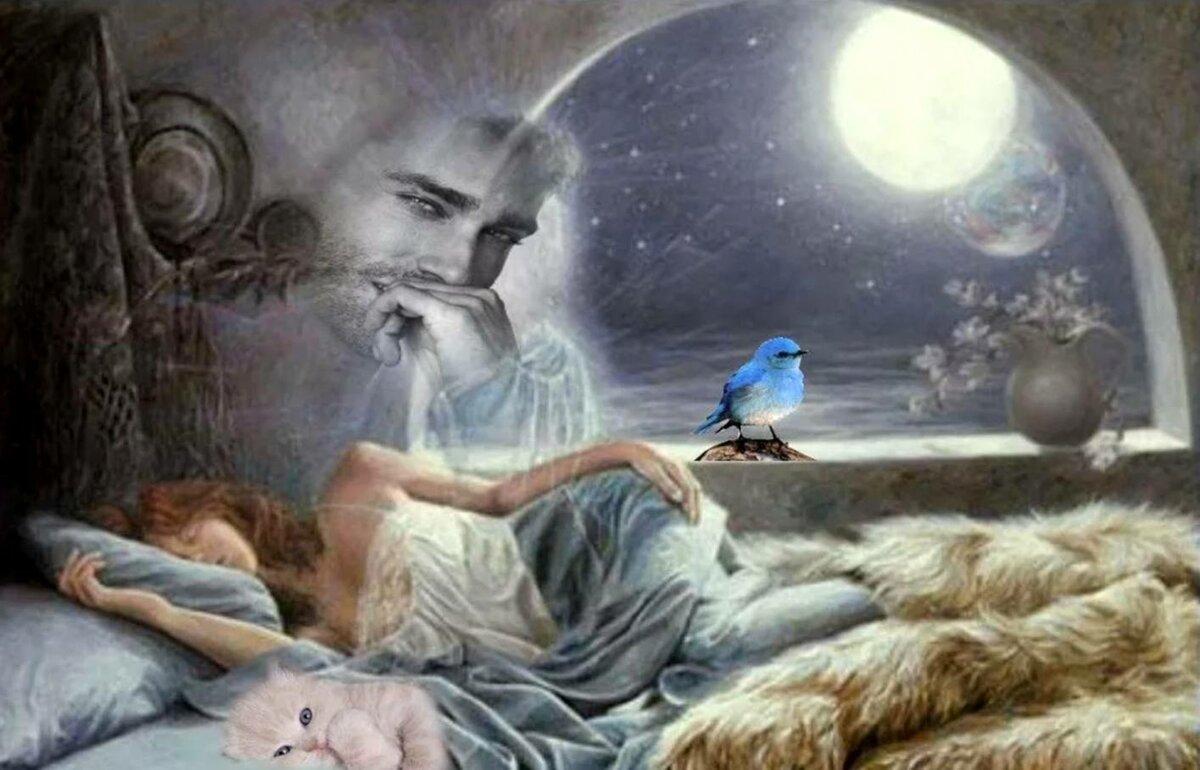 Вещий сон: что это такое и кому снится.
