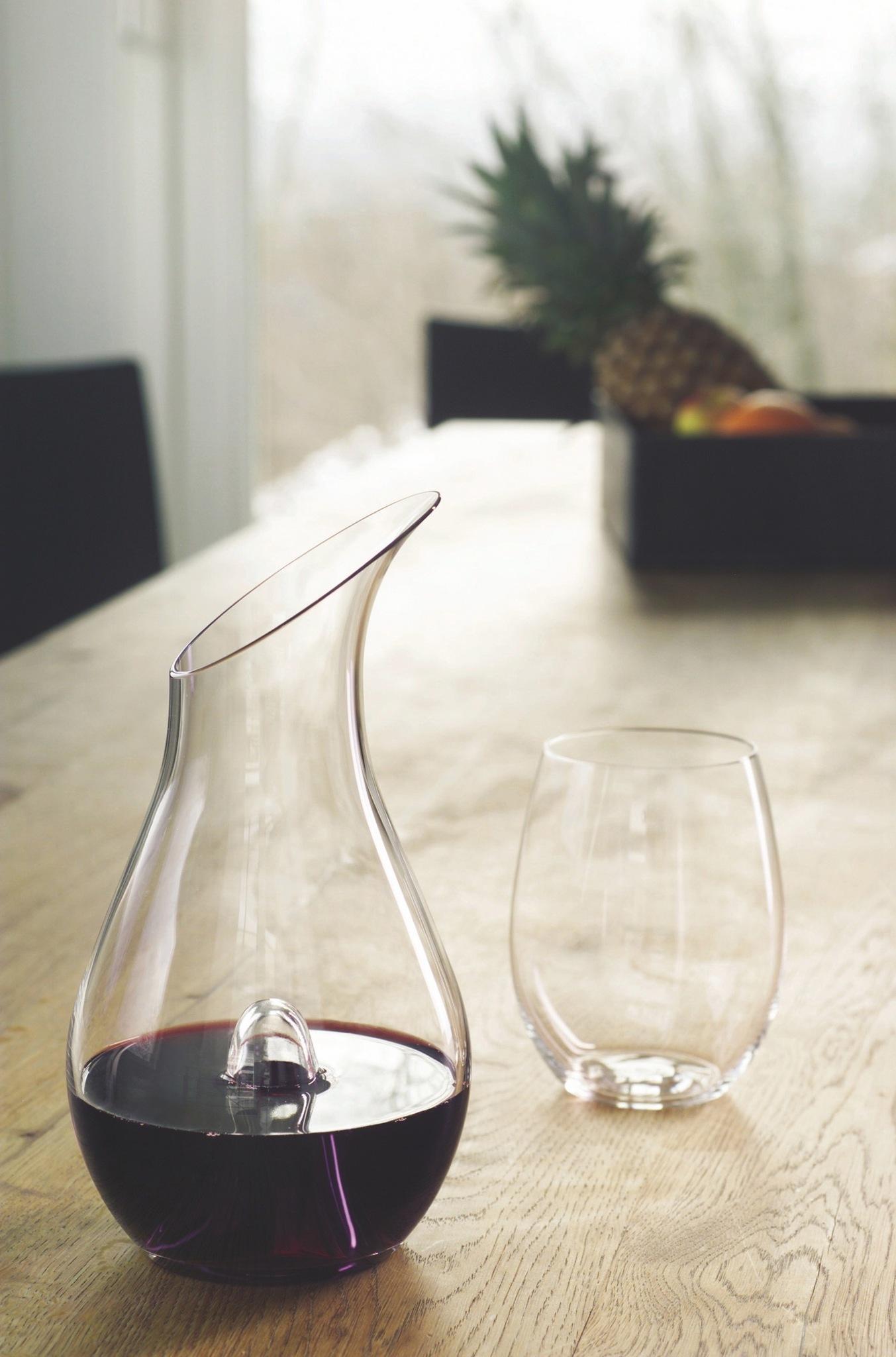 Нюансы выбора и использования декантера для вина, лучшие производители