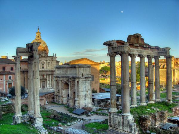 Архитектура древнего рима: краткий обзор