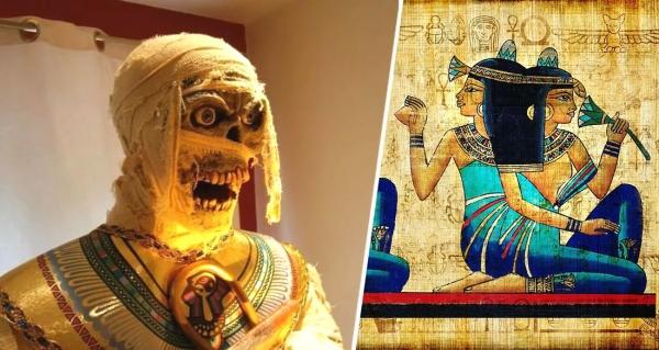 Мумии египта — факты и тайны. как происходила мумификация