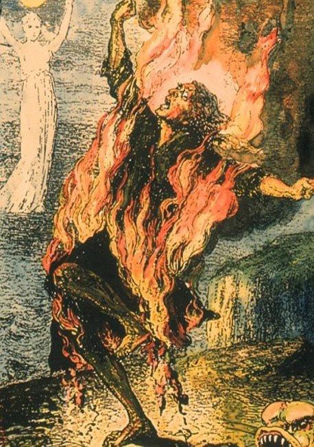 Манипуляции огнем