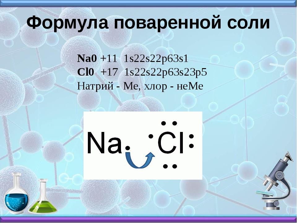 Что такое соли, химические свойства и получение солей