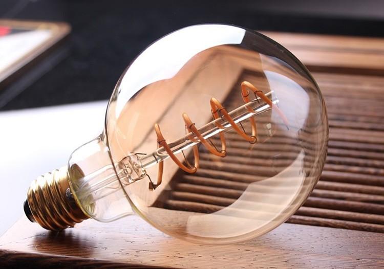 Филаментные светодиодные лампы: виды, устройство, характеристики, плюсы и минусы