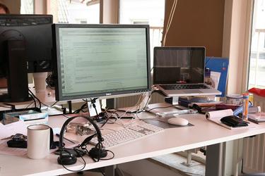 Рабочее место сотрудника: определение, нормативы