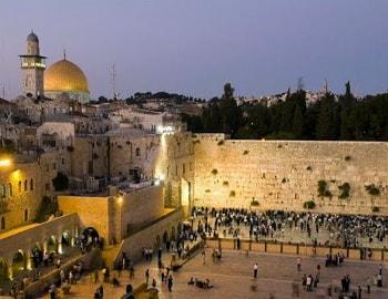 Стена плача в израиле (иерусалим)