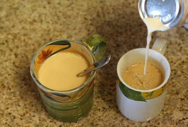 Топленое молоко: польза и вред, калорийность, рецепты с фото