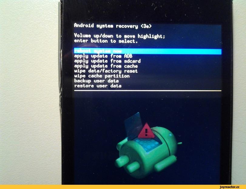 Faq clockwordmod или полная инструкция по cwm • android +1