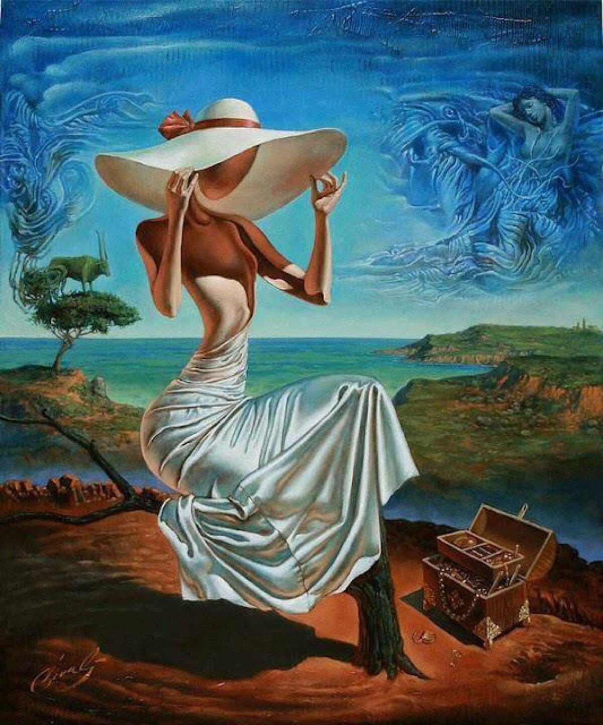 Сюрреализм в живописи: топ-5 художников