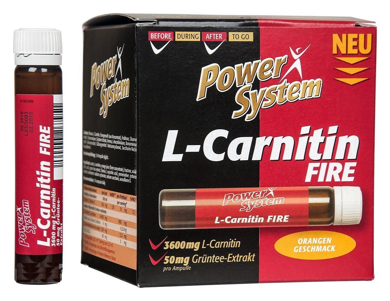 Для чего нужен l-карнитин: польза и вред