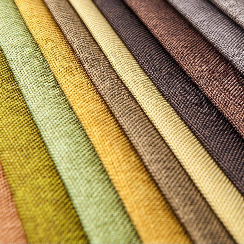 Все о ткани рогожка