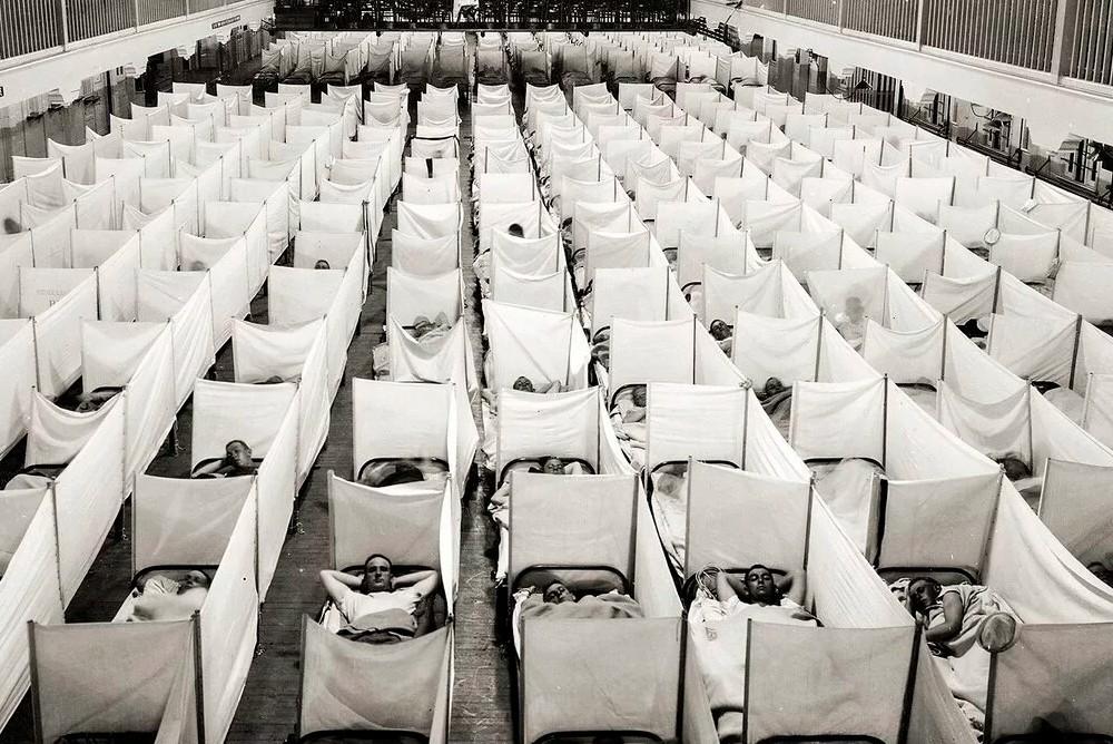 Испанка: пандемия, о которой знает каждый, и о которой не известно ничего