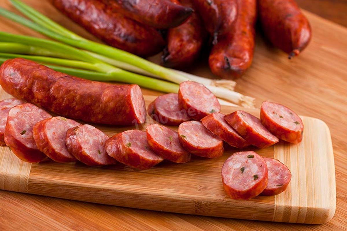 Колбаса (99 рецептов с фото) - рецепты с фотографиями на поварёнок.ру