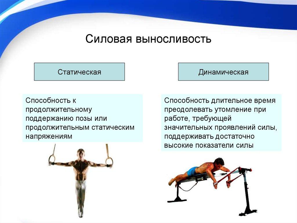 Развитие и тренировка выносливости