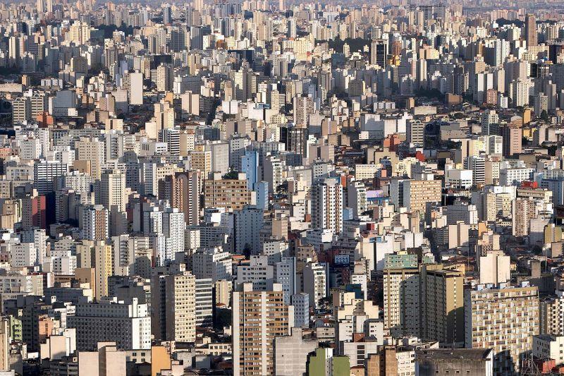 Почему растет и что это такое урбанизация
