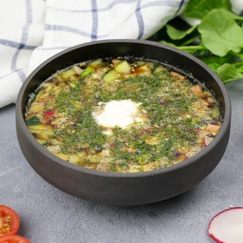 Окрошка — оригинальные рецепты приготовления холодного супа