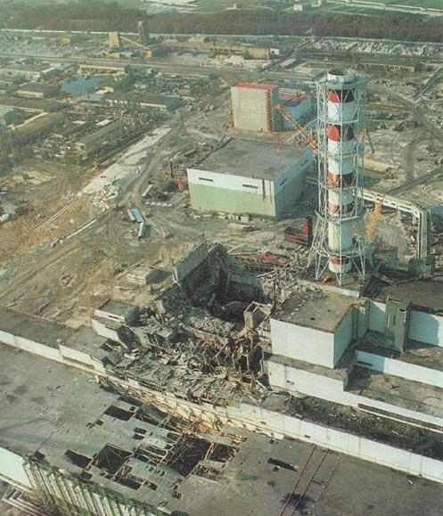 Чернобыль: что произошло на самом деле | журнал esquire.ru