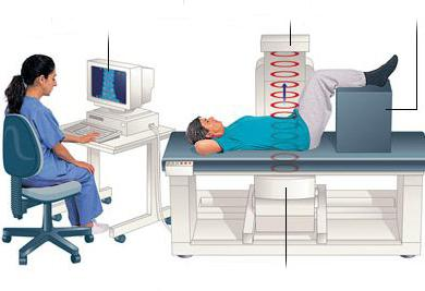 Денситометрия: описание диагностики, правила ее выполнения, показания