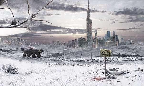 Ядерная зима - история и прогнозы (tuktarov)
