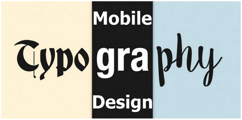 Типы шрифтов