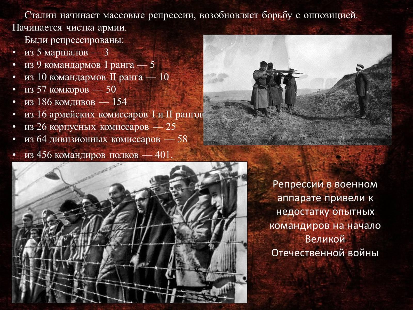 Репрессии в ссср: социально-политический смысл :: история и политология :: ava.md
