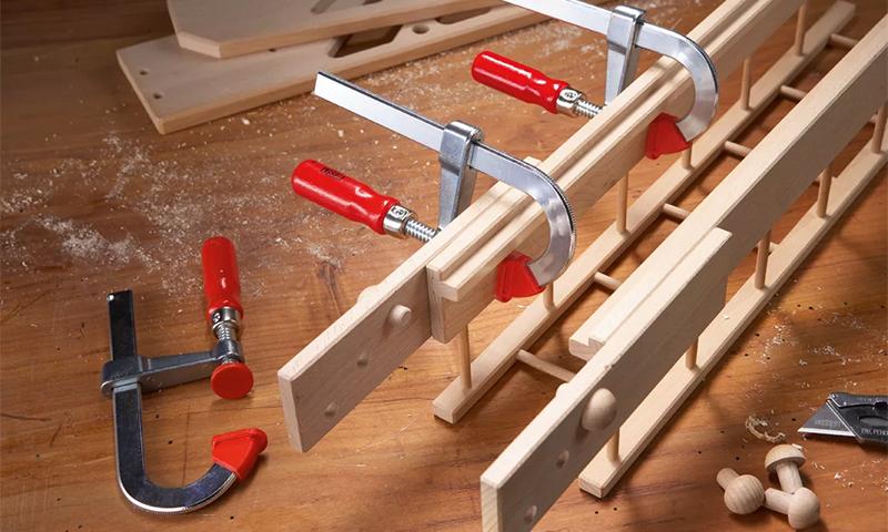 Струбцины bessey: выбираем быстрозажимные, корпусные, угловые и трубные варианты. обзор моделей