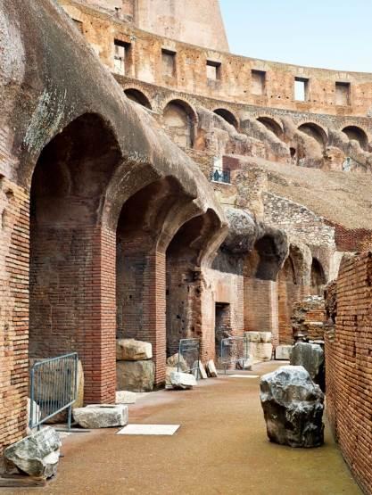 Колизей: строительство, история и интересные факты (фото)