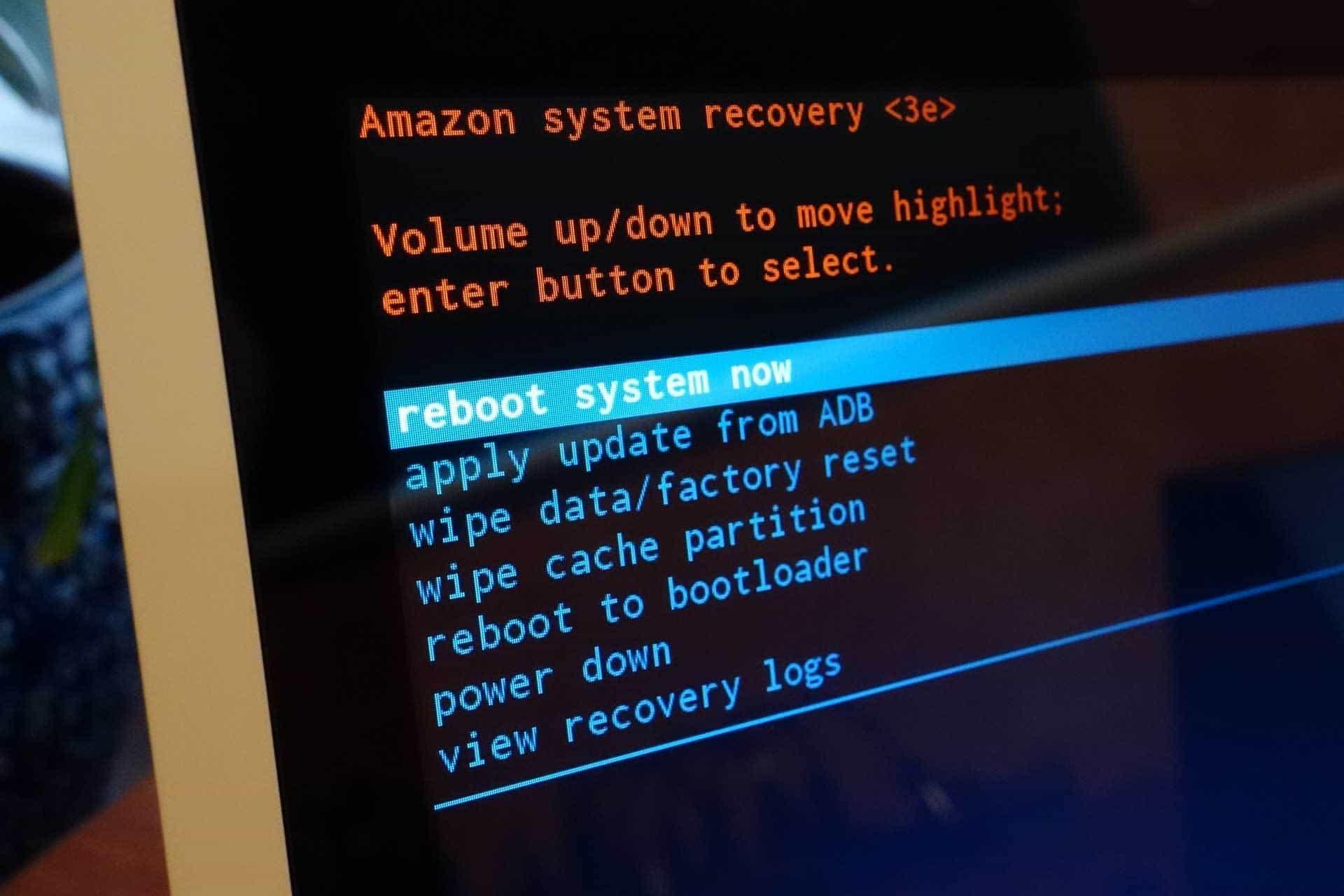 Как сделать wipe android или сброс настроек? (data/factory reset)